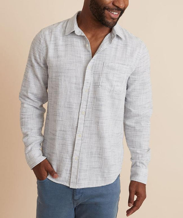 Classic Fit Selvage Shirt