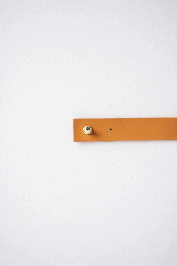 Removable Leather Band - Pin