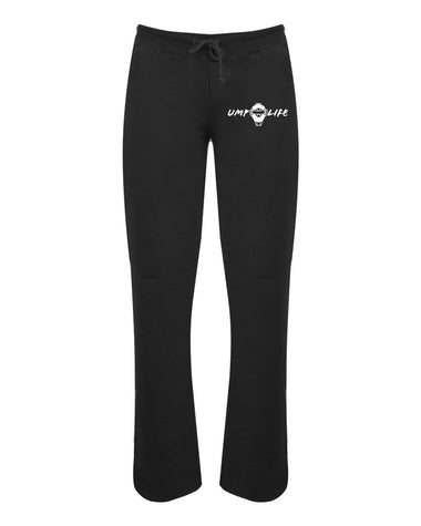 Ump-Wife Pocketed Fleece Ladies Pant