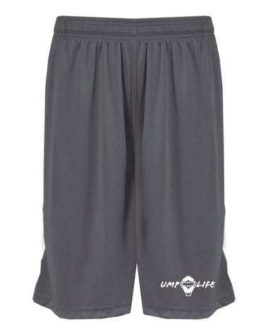 Ump-Life Drive Pocketed Shorts
