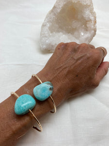 B Mana Amazonite Medium size