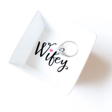 'Wifey' Ring Dish - Wedding / Engagement Gift