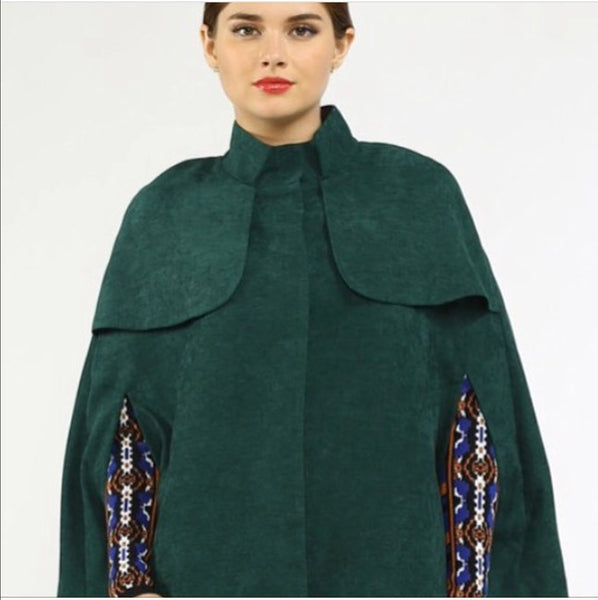 Emerald City Cape