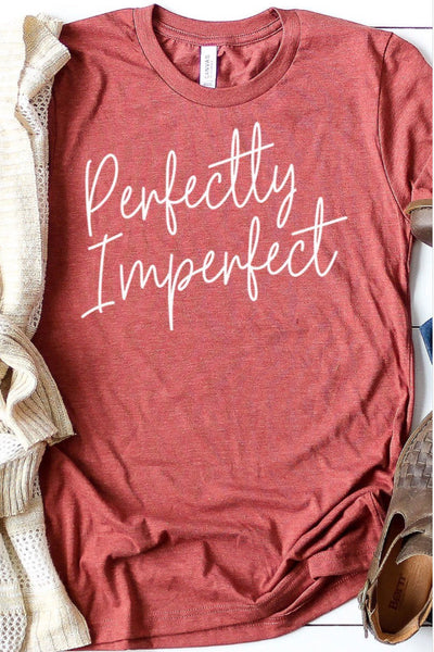 Perfectly Imperfect Tee (S-3XL)