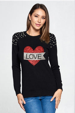 Pearl Love Top
