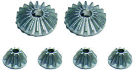 Bevel Gears(Large+Small) (Front/rear)