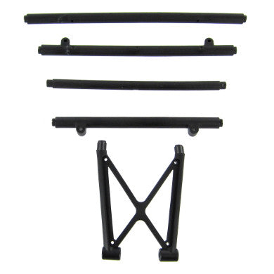 Front Bumper Brace & Roll Cage Side Rails Assembly V2
