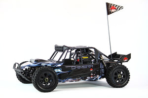 RedCat Racing, RC Buggy, Gas Powered, Side, Rampage Chimera