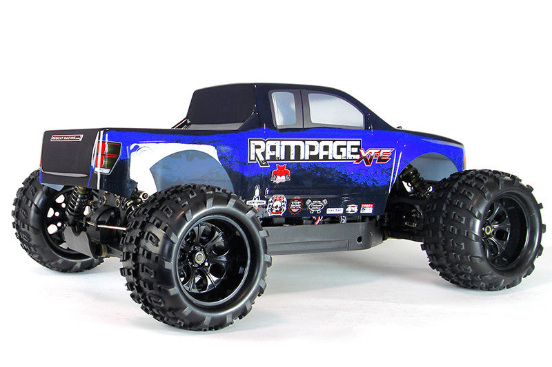 Monster Truck For Sale >> Rampage Xt E Monster Truck 1 5 Scale Electric
