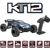 KT12 1/12 Scale Electric Truck (Blue)