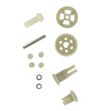 Drive Gears, Differential Ring Gear, Pinion Gear, Washer, Differential Pin, and Differential Seal