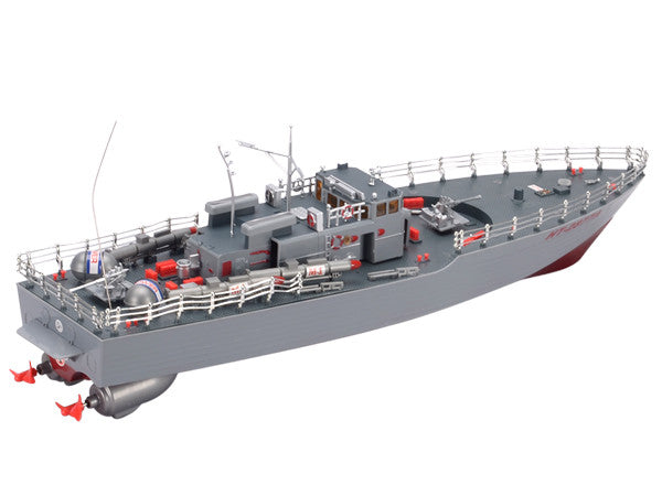 "19.5"" Highly Detailed Model Radio Control NT-2877 Torpedo Boat"