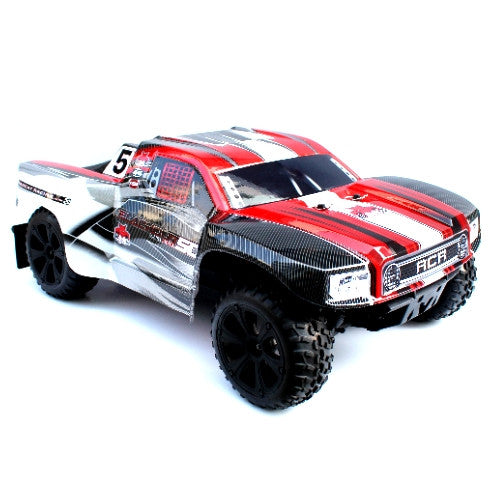 Blackout SC PRO Short Course Truck 1/10 Scale Brushless Electric (Red)