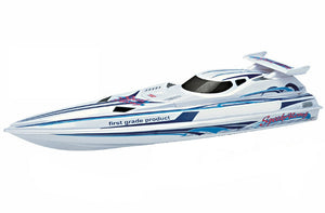 "36"" 2.4G Speed Xcyclone Racing Boat (White)"