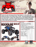 Rockslide RS10 XT Crawler 1/10 Scale Electric