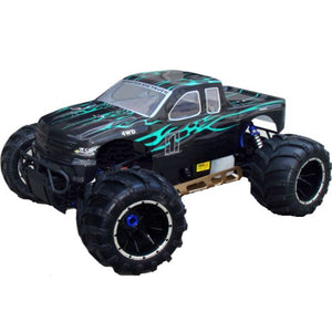 RedCat Racing Rampage MT, Gas Powered