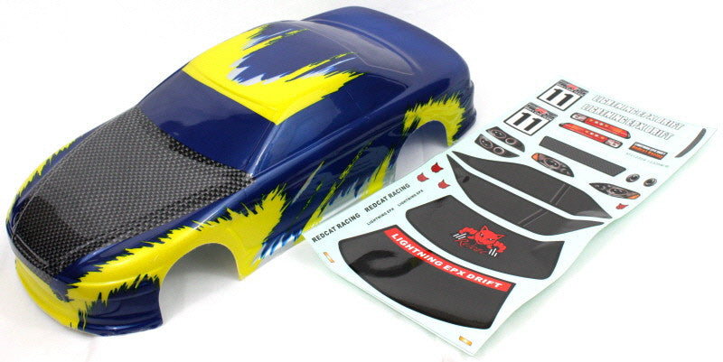 Bodies & Parts, Compatible: Volcano-18,LIGHTNING EP DRIFT,LIGHTNING EPX PRO,LIGHTNING STK,LIGHTNING STR