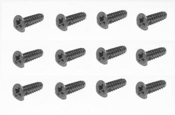 Countersunk Self Tapping Screw (3*10) 12 PCS