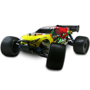 RedCat Racing, RC Truggy, Nitro Powered