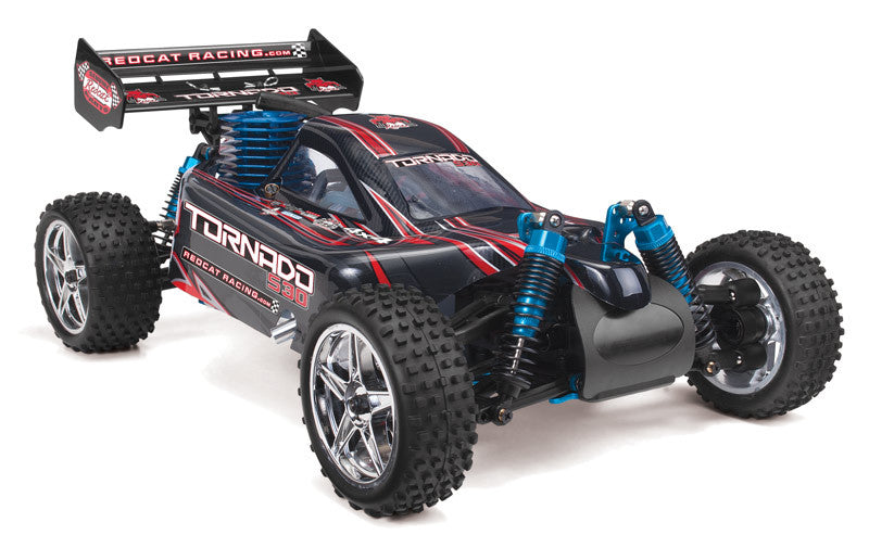 RedCat Racing, RC Buggy, Nitro Powered