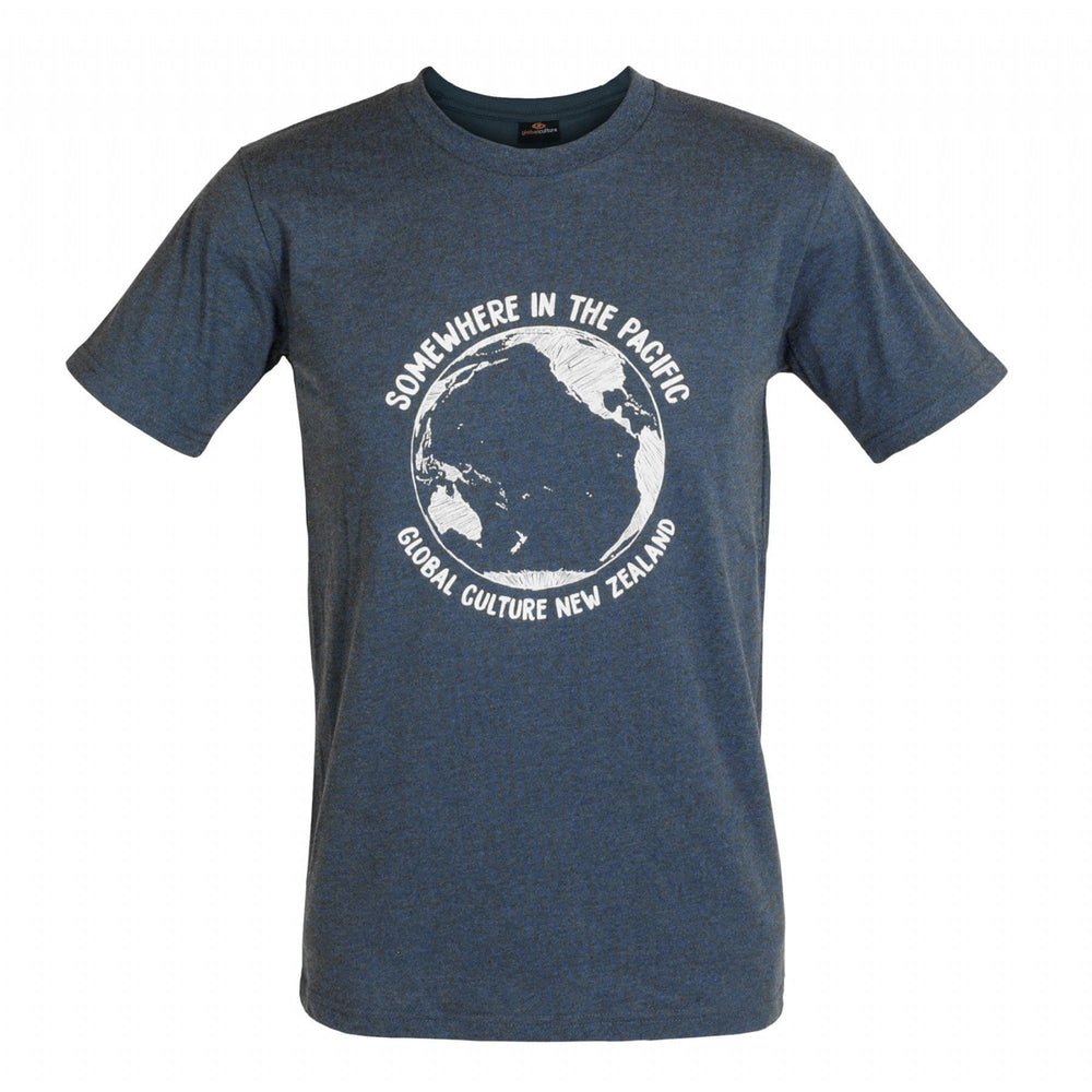 Somewhere In The Pacific II Mens T-Shirt - Global Culture