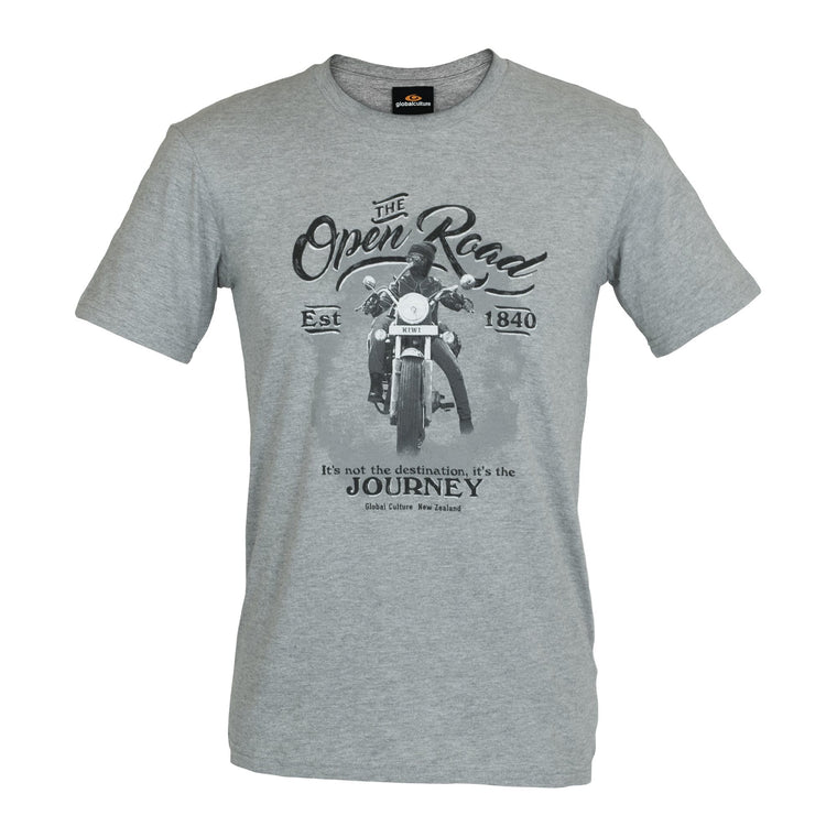 Open Road III Mens T-Shirt