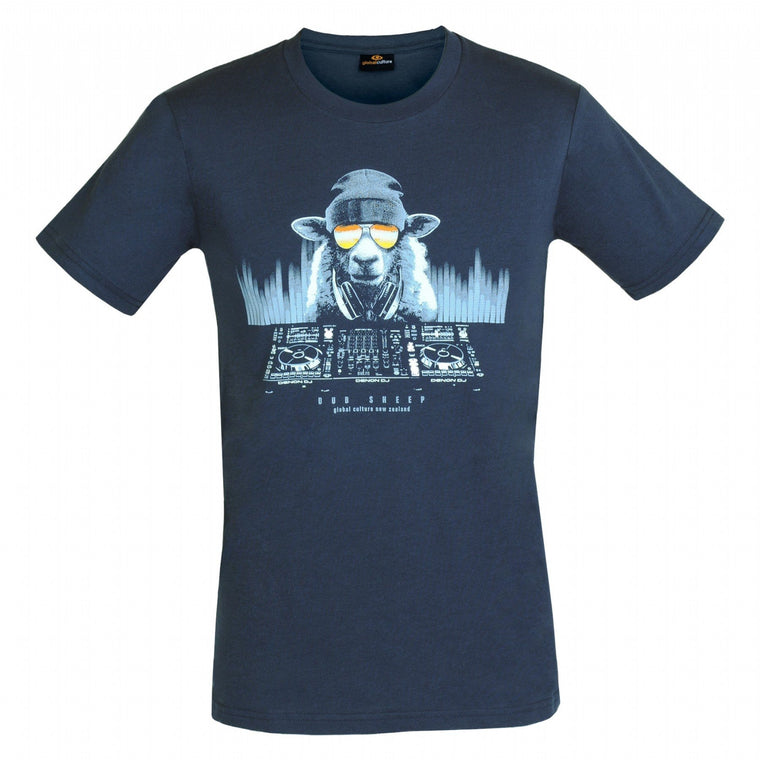 Dub Sheep Mens T-Shirt