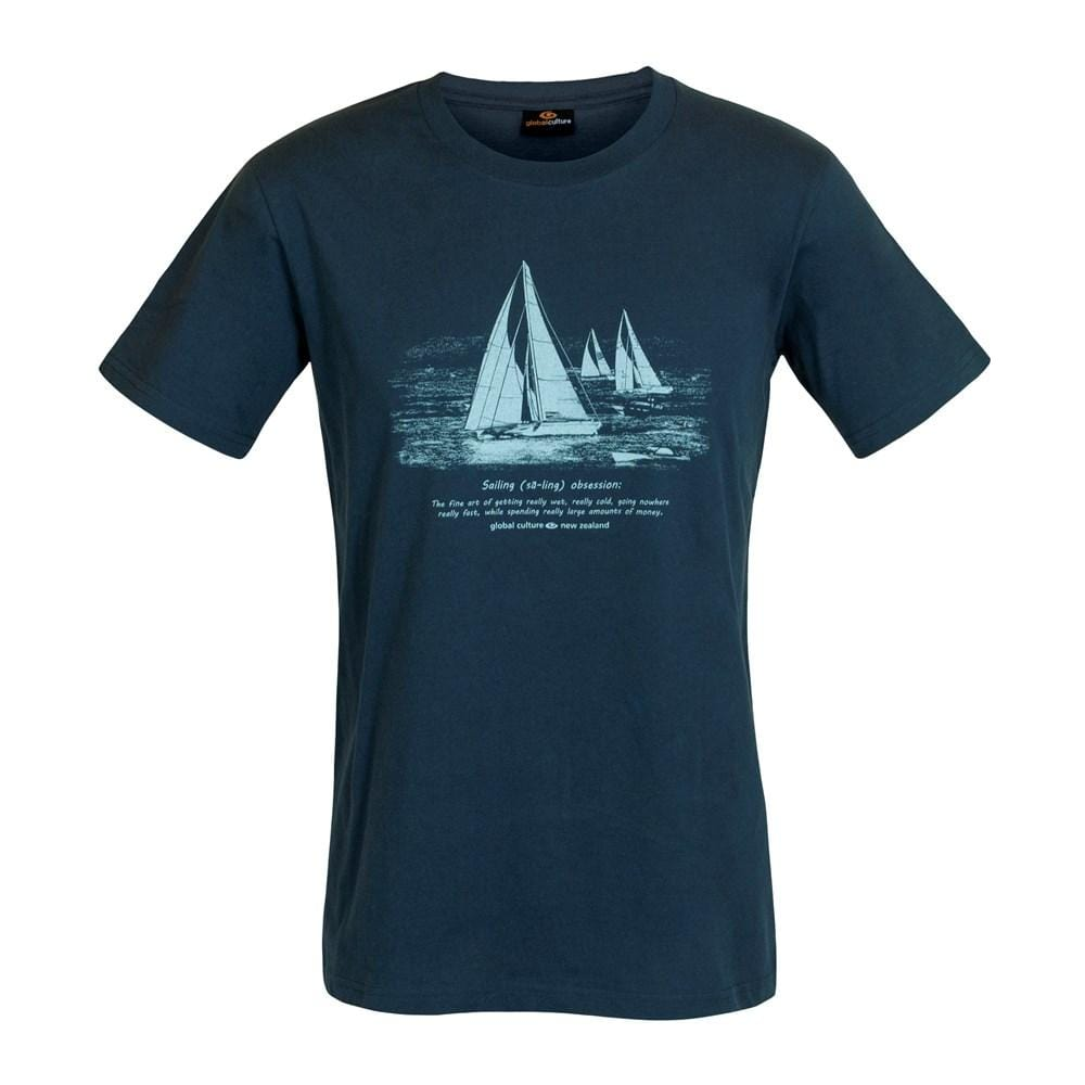 Definition of Sailing Mens T-Shirt - Global Culture