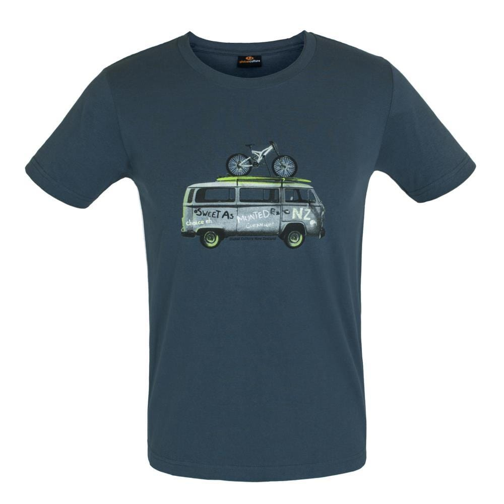 Kombi Adventure Mens T-Shirt - Global Culture