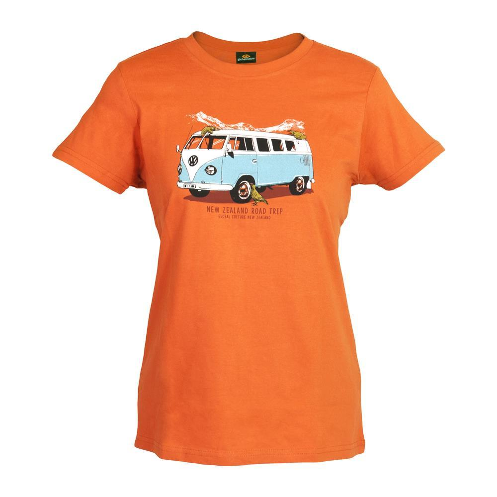 NZ Road Trip Womens T-Shirt - Global Culture