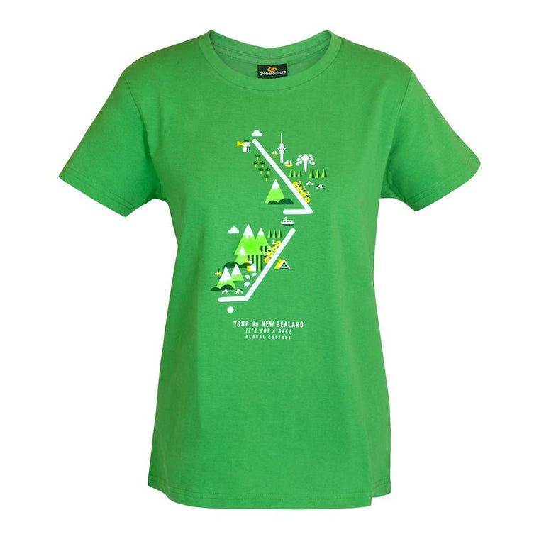 Tour de NZ Womens T-Shirt