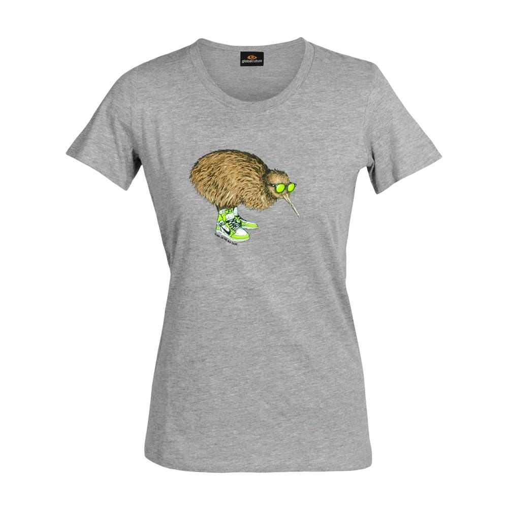 Kool Kiwi II Womens T-Shirt - Global Culture