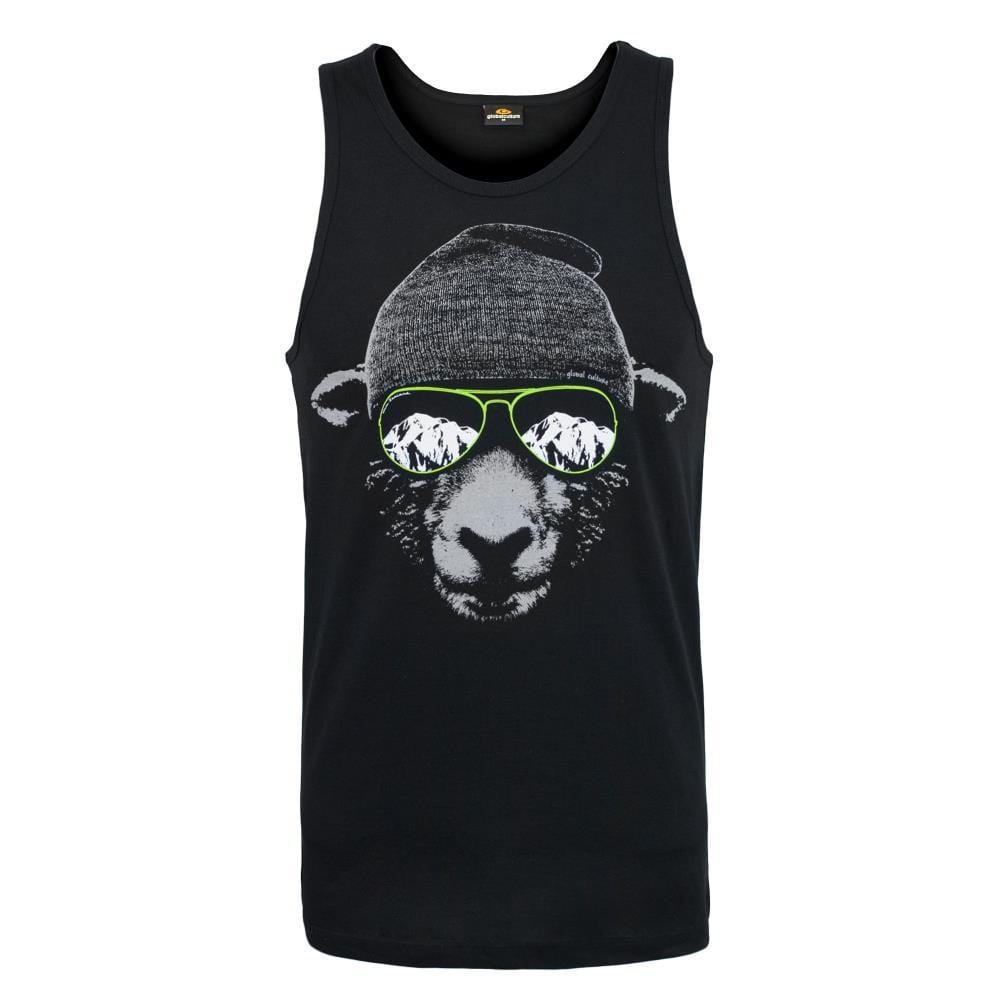 Sheep Shades Mens Singlet