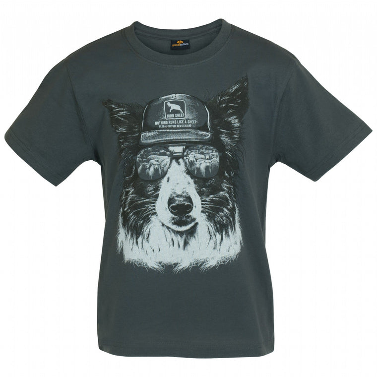 Sheep Dog Kids T-Shirt