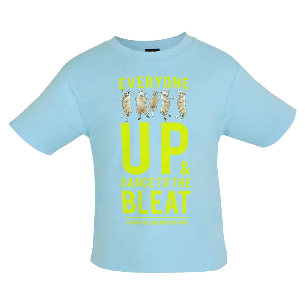 Up & Dance Kids T-Shirt - Global Culture