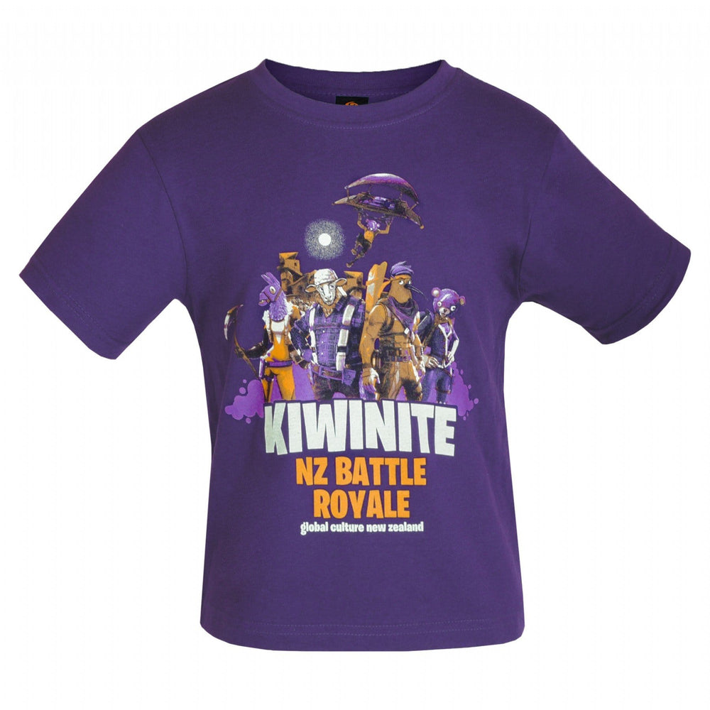 Load image into Gallery viewer, Kiwinite Kids T-Shirt - Global Culture