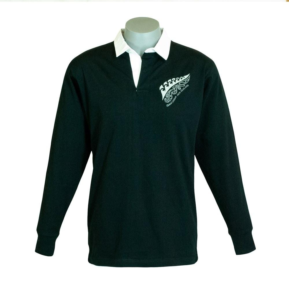 Indigenous Fern Rugby Jersey