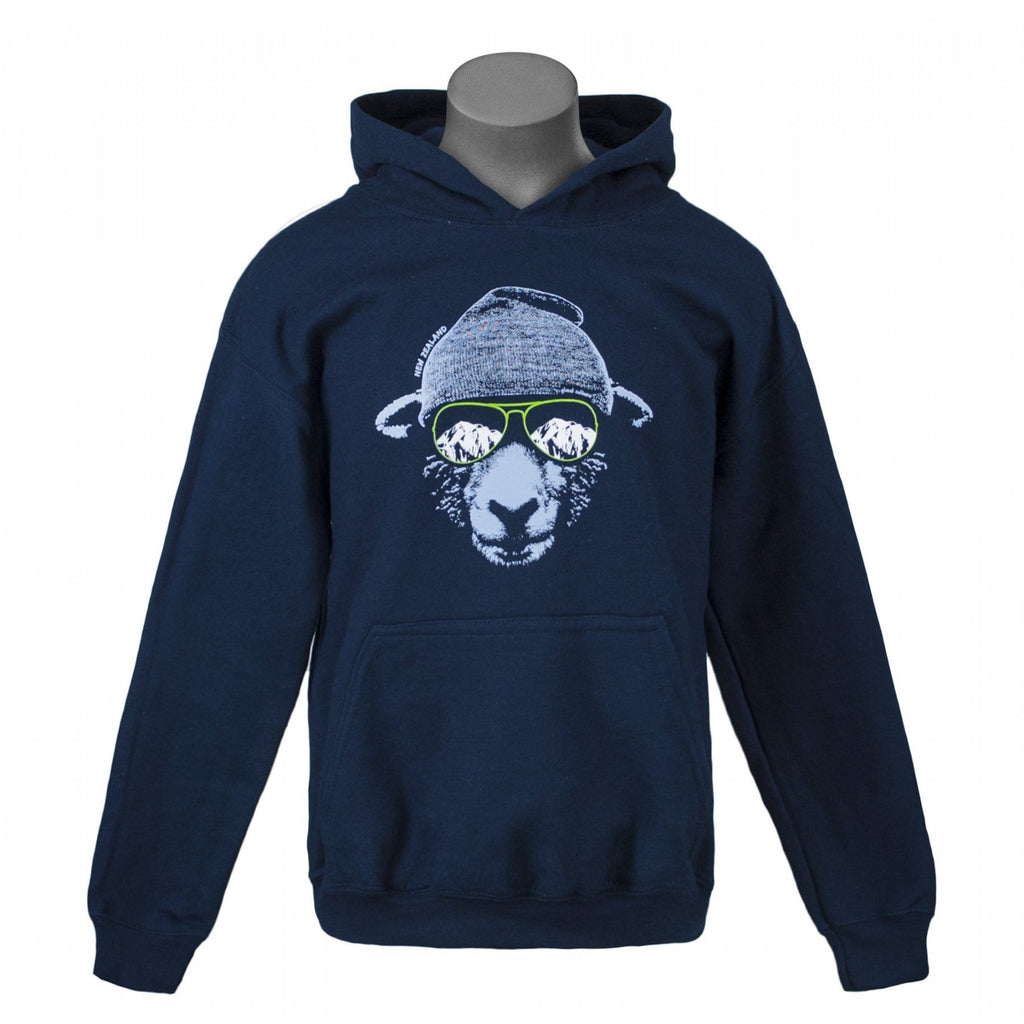 Sheep Shades Kids Hoodie - Global Culture