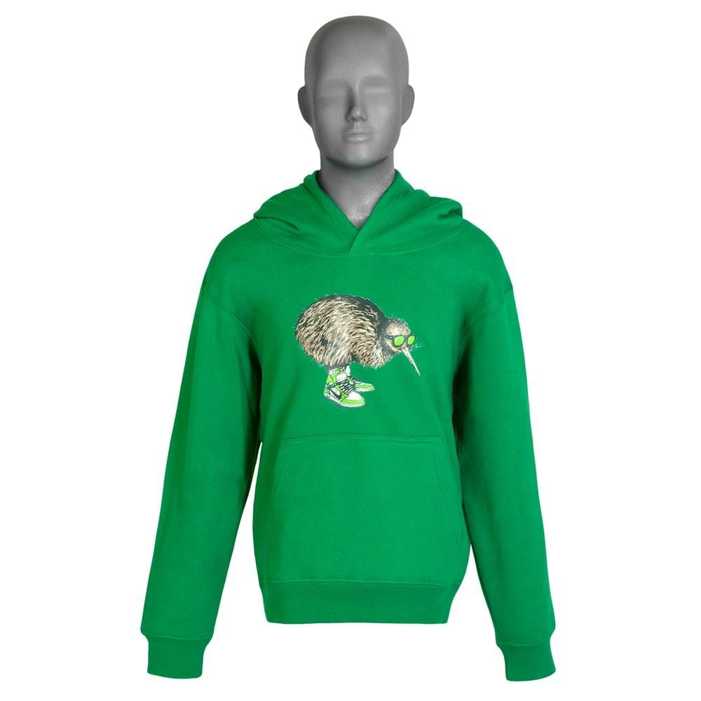 Load image into Gallery viewer, Kool Kiwi Kids Hoodie - Global Culture