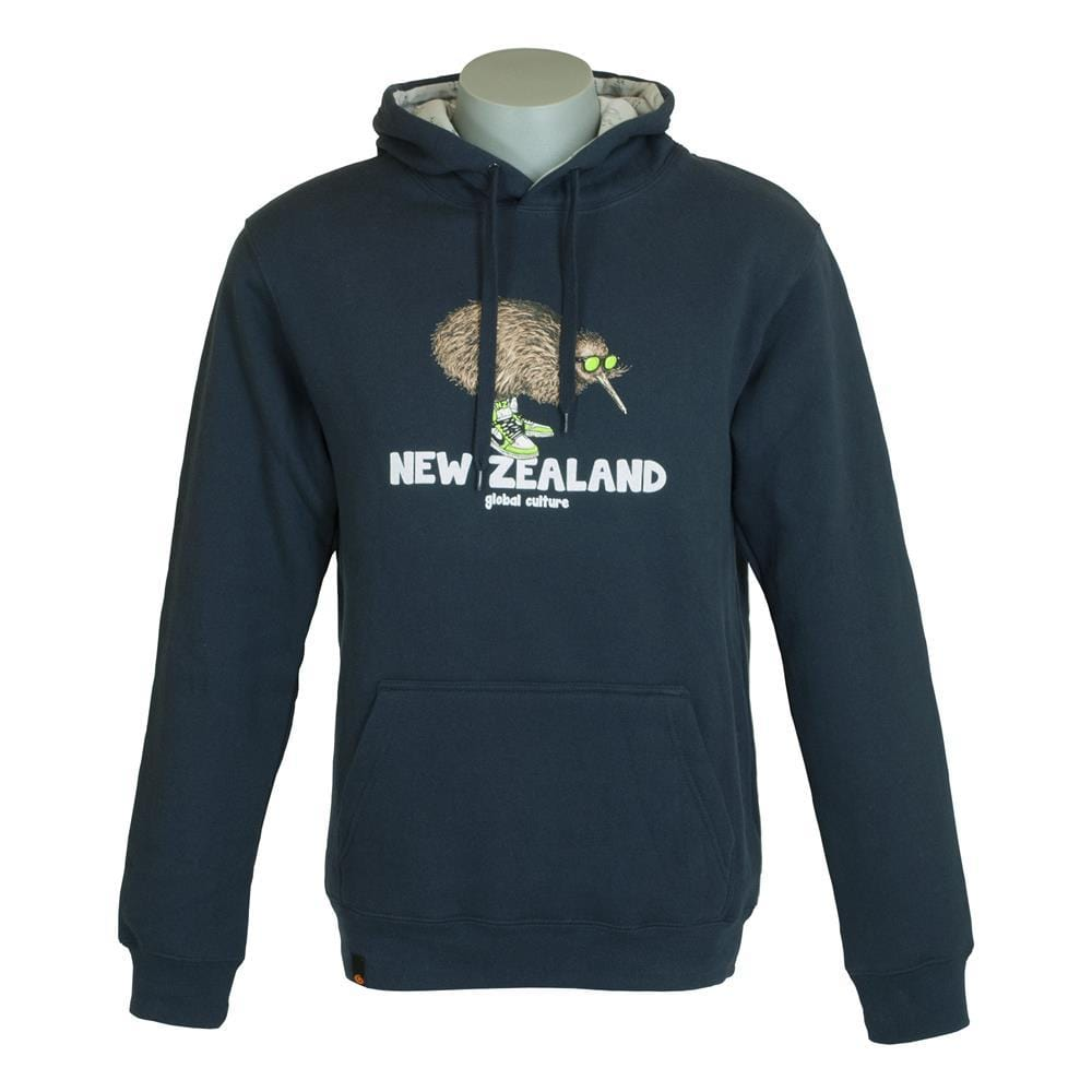 Kool Kiwi NZ II Mens Hoodie - Global Culture