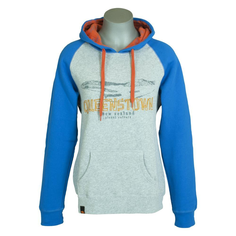 Queenstown Womens Hoodie - Global Culture
