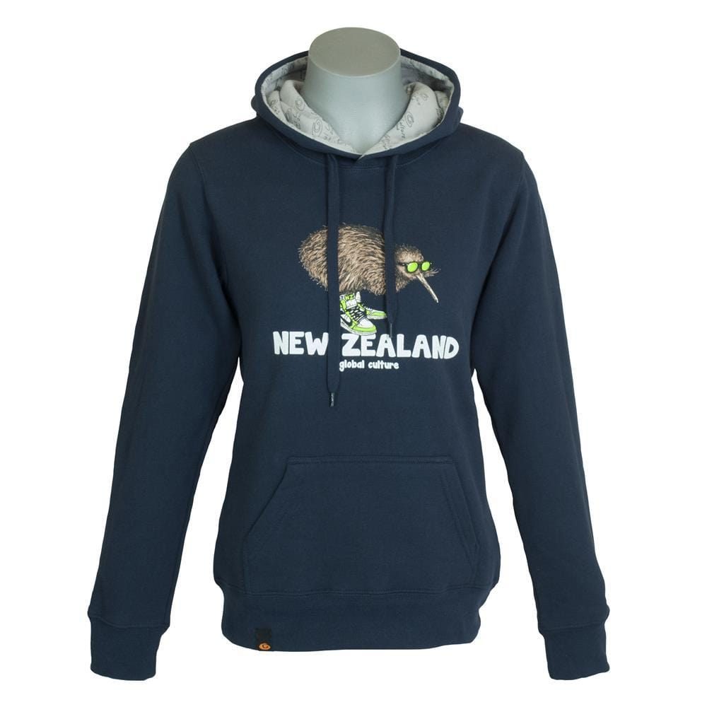 Kool Kiwi NZ II Womens Hoodie - Global Culture