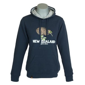 Load image into Gallery viewer, Kool Kiwi NZ II Womens Hoodie - Global Culture