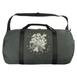 Aotea Native Contrast Duffle Bag - Global Culture