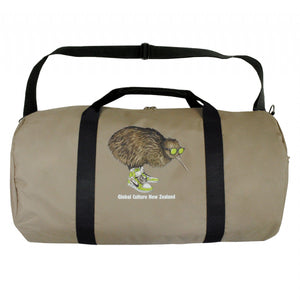 Kool Kiwi II Contrast Duffle Bag - Global Culture