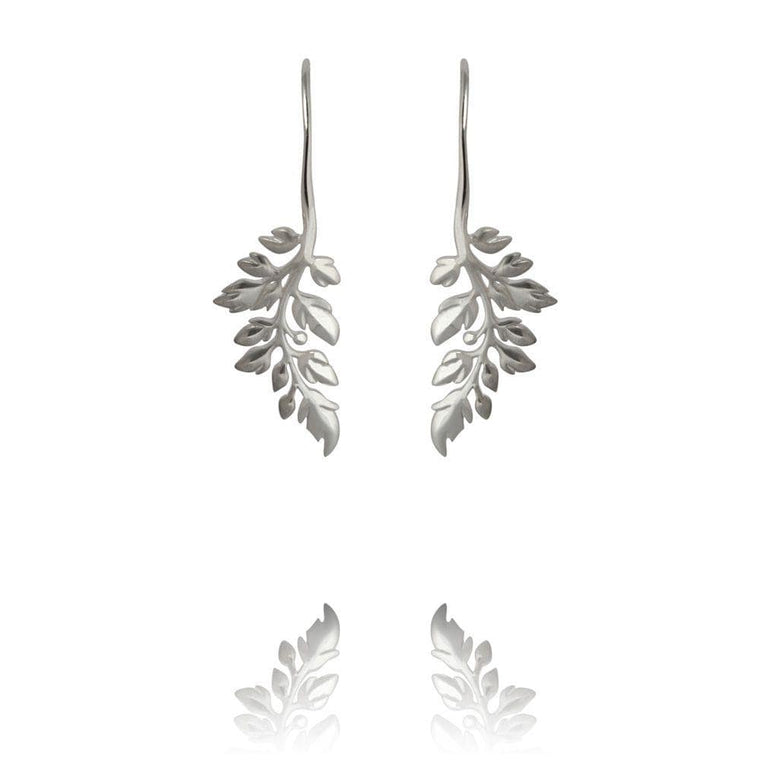 Treasured Fern Earrings
