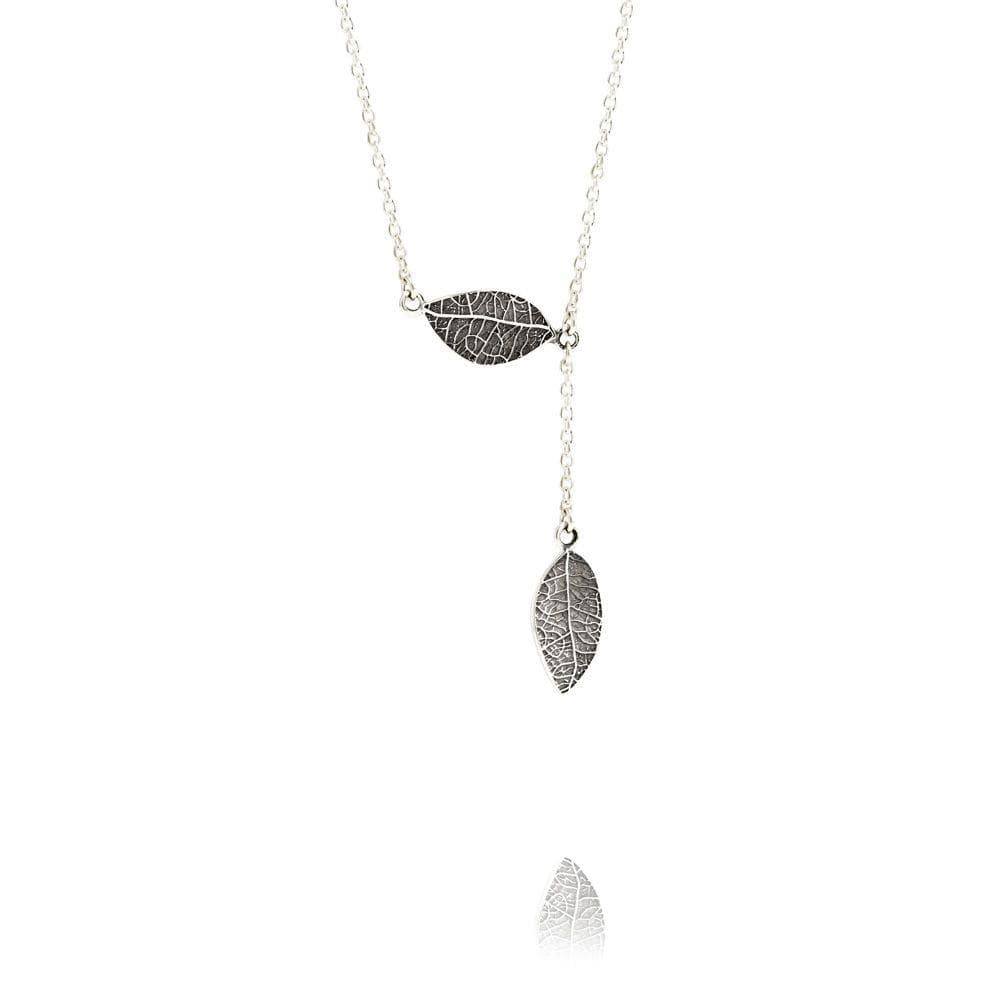 Love Leaves Necklace - Global Culture