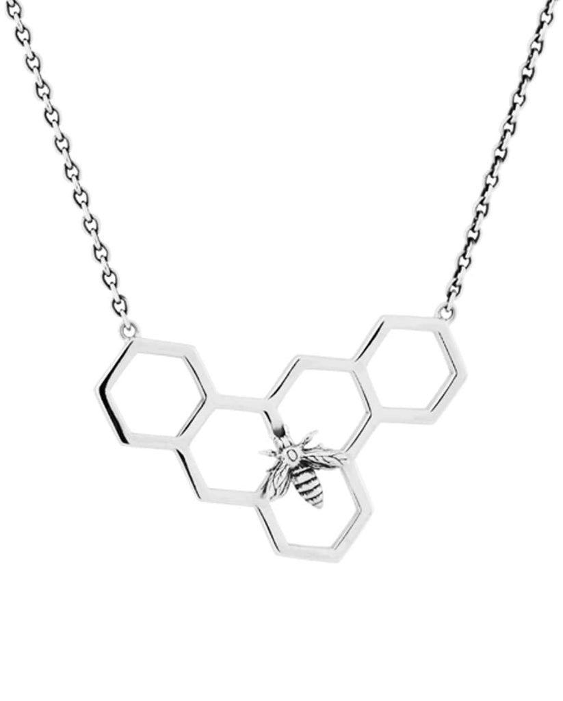Honeycomb Necklace - Global Culture