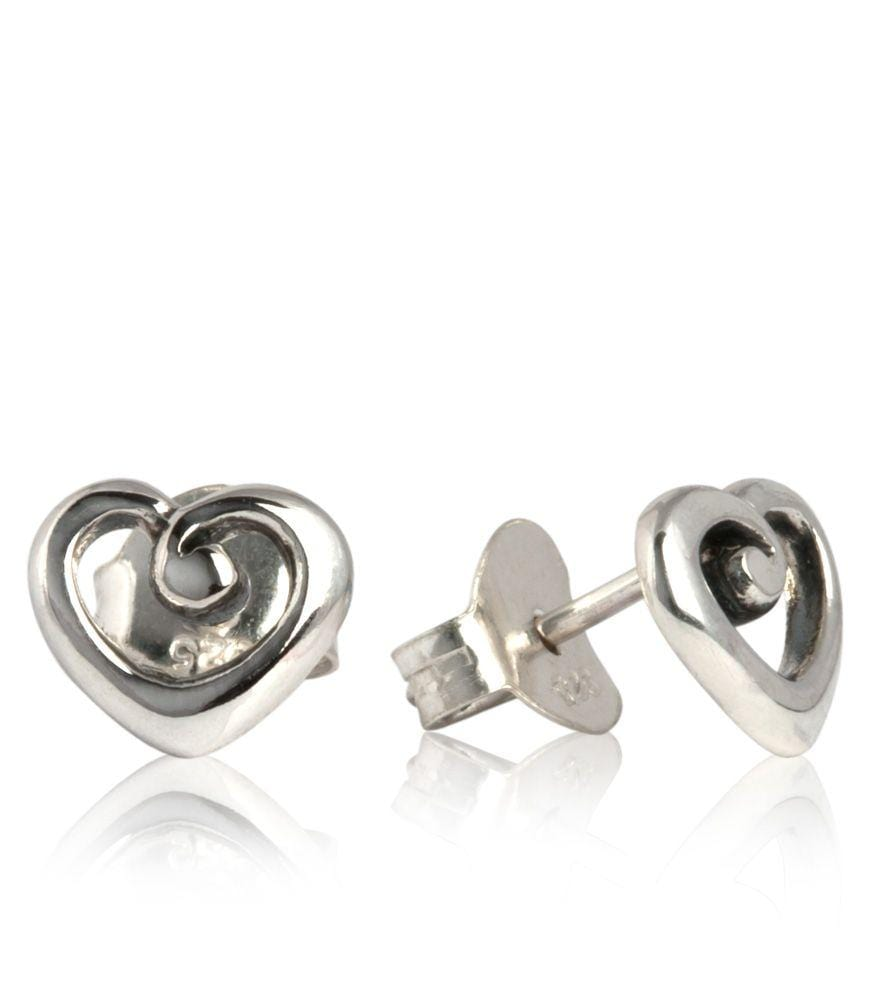 Heart Of NZ Earrings - Global Culture
