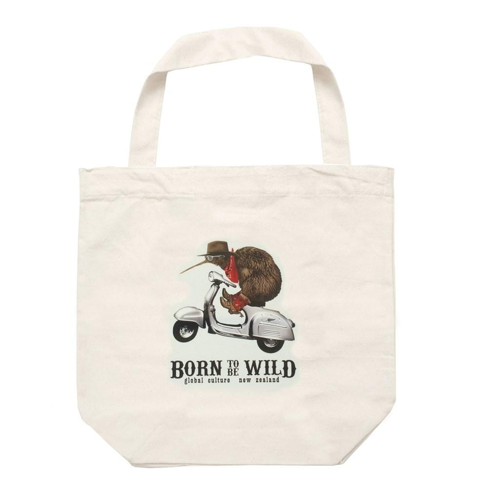 Born Wild Tote Bag - Global Culture